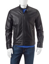Michael Kors Pedro Faux Leather Jacket