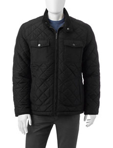 London Fog Heritage Quilted Jacket