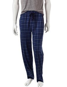 Ivy Crew Plaid Print Pajama Pants