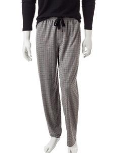 Ivy Crew Grey Knit Sleep Pants