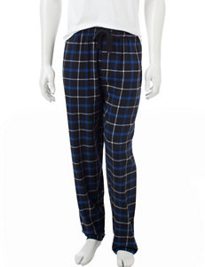 Ivy Crew Oxford Pajama Bottoms