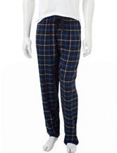 Ivy Crew Plaid Print Flannel Pants