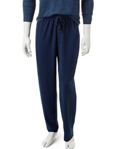 Izod Navy Pajama Bottoms