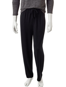Izod Black Flame Pants