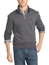 Izod Solid Fleece Pullover