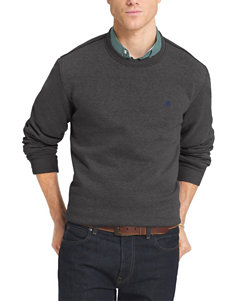 Izod Carbon Heather Pull-overs