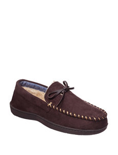 Dockers Moccasin Brown Slippers