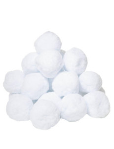 Nifty 16-pc. Snowball Fight Set