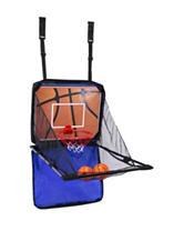 Nifty Over The Door Basketball Hoop