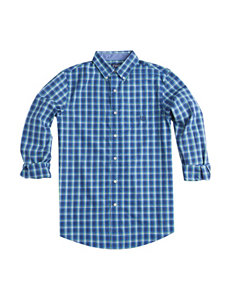 Chaps Mini Check Woven Shirt