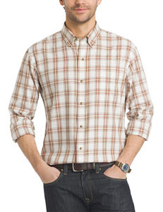 Arrow White Casual Button Down Shirts