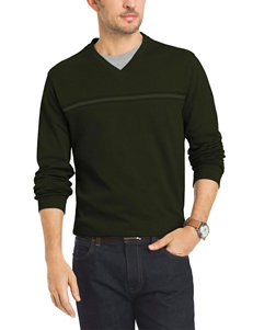 Van Heusen Big & Tall Knit Shirt