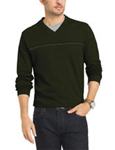 Van Heusen Big & Tall Knit Shirt