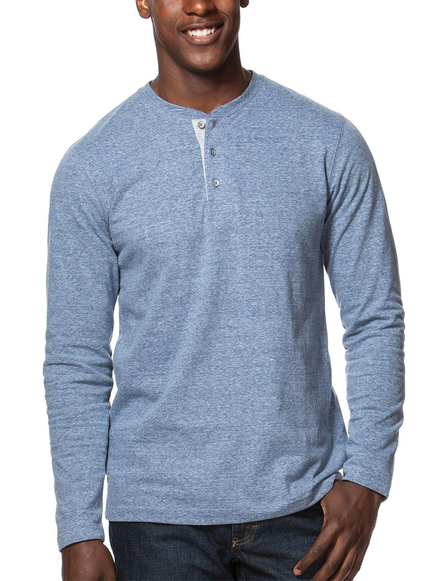 Chaps Blue Pull-overs