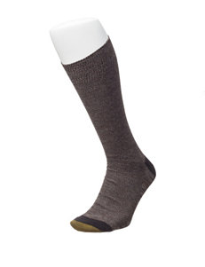 Gold Toe Beige Socks