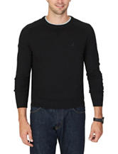 Nautica Solid Crew Sweater