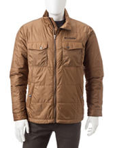 Columbia® Solid Color Upper Barron Jacket