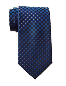 Arrow Blue Diamond Tie