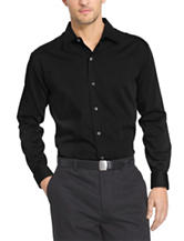 Van Heusen Sateen Striped Woven Shirt