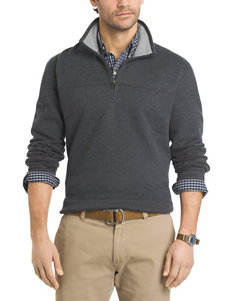 Arrow Carbon Heather Sweaters Zip-Ups