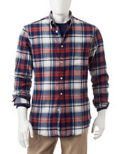 Sun River Meridian Plaid Flannel Shirt