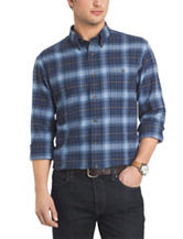 Arrow Big & Tall Saranac Plaid Flannel Shirt
