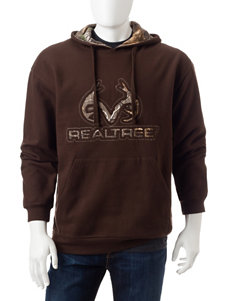 Realtree Whiskey Pull-overs