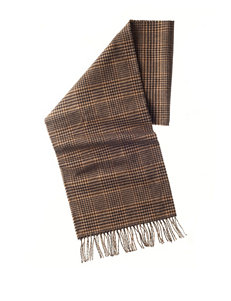 David & Young Brown Scarves & Wraps