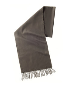 David & Young Dark Grey Scarves & Wraps