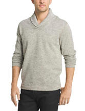 Van Heusen Knit Shawl Sweater