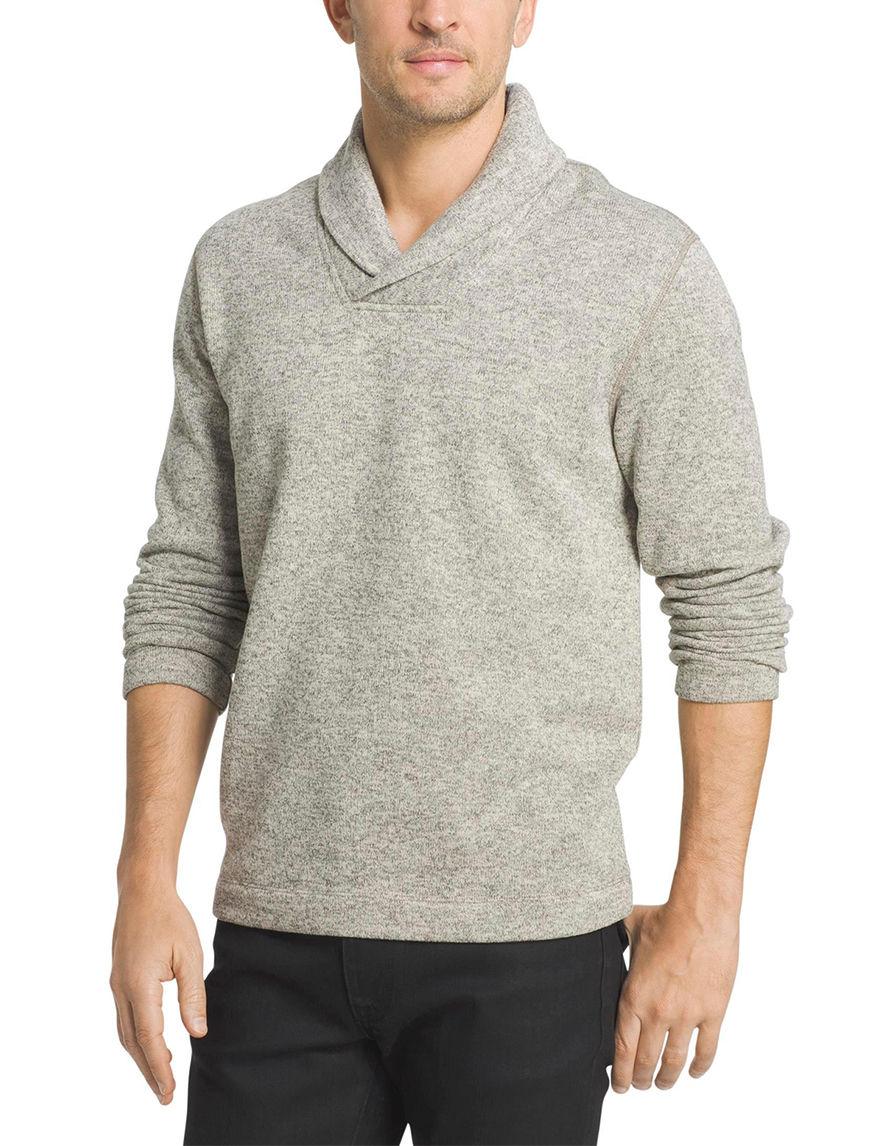 Van Heusen Beige Sweaters