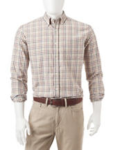 U.S. Polo Assn. Multicolor Tattersall Plaid Shirt