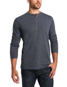 Weatherproof Dress Blue Henleys