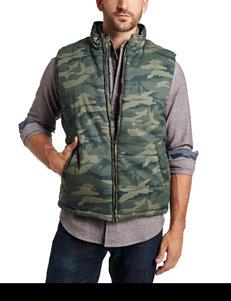 Weatherproof Camo Vests