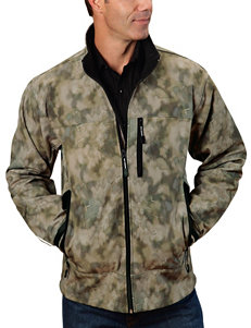 Roper Camo Print Tech Jacket