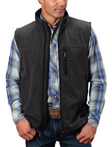 Roper Grey Tech Vest