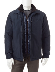 Weatherproof Blue Bomber & Moto Jackets
