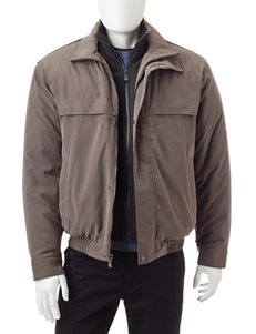 Weatherproof Saddle Bomber & Moto Jackets