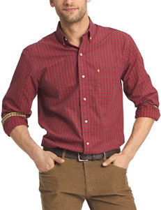 Izod Real Red