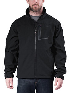 Hawke & Co. Black Fleece & Soft Shell Jackets