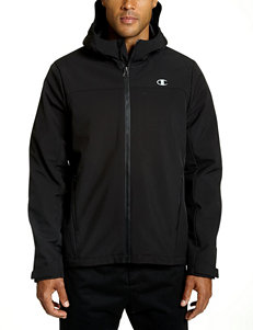 Champion Big & Tall Black Softshell Jacket