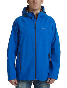 Champion Blue Fleece & Soft Shell Jackets