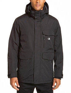 Champion Black Insulated Jackets