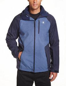 Champion Blue / Navy Fleece & Soft Shell Jackets