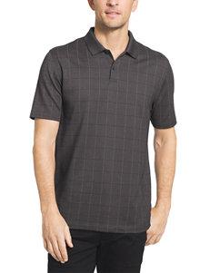 Van Heusen Windowpane Print Shirt