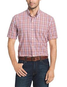Arrow Garnet Casual Button Down Shirts