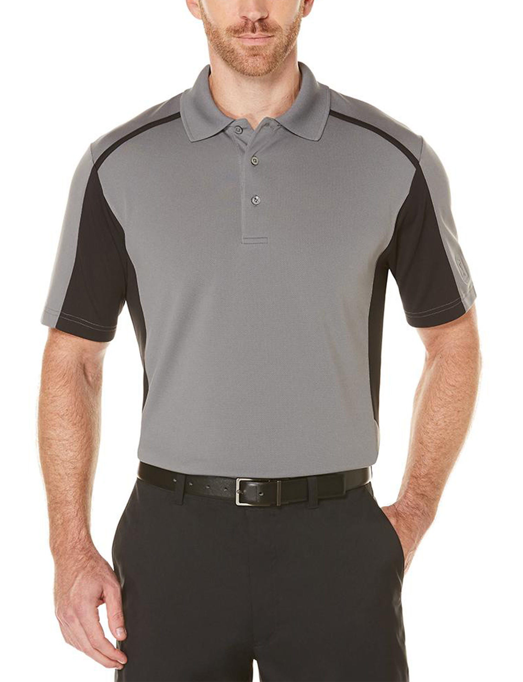 PGA TOUR Grey Polos