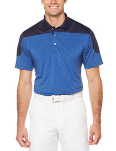 PGA Tour Big & Tall Heathered Polo Shirt