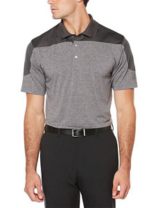 PGA Tour Heathered Polo Shirt