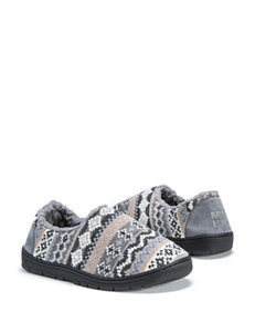 Muk Luks John Fair Isle Slippers